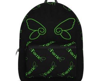 Chibi Faerie Wings Backpack
