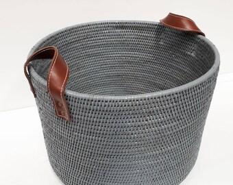 Design rattan Burmese basket
