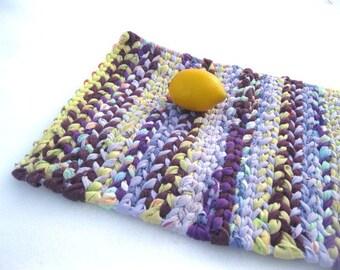 ROYALTON  rag weaving TaBLE RuG  Placemat