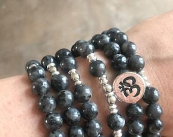 OM Meditation Bracelet