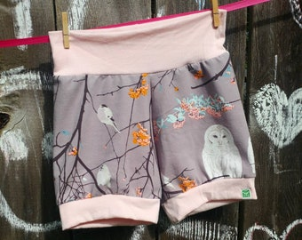 Cutest shorts in town! Fits 18m to 3T-4T. Made on beautiful Vancouver Island, Canada.