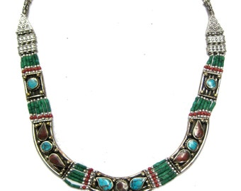 manufacturer from jaipur mayuri prod nepali jewellery image necklace
