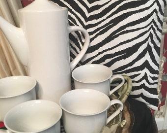 Zebra Print Pillow Cover