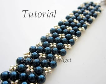 how to finish a beaded necklace without a clasp