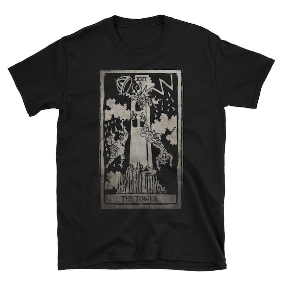 The Tower Short-Sleeve Unisex T-Shirt