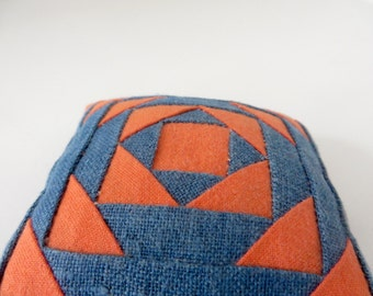 patchwork pincushion
