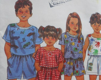SIMPLICITY Pattern #8443 Size BB 5-6x