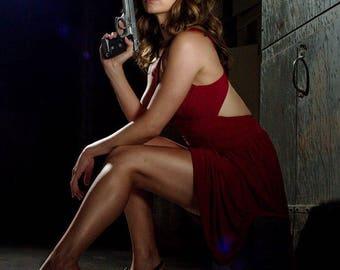 FREE SHIPPING Eliza Dushku celebrity photo 11x17