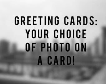 Greeting Cards, Handmade Cards, Note Cards, Photo Cards, Folding Cards