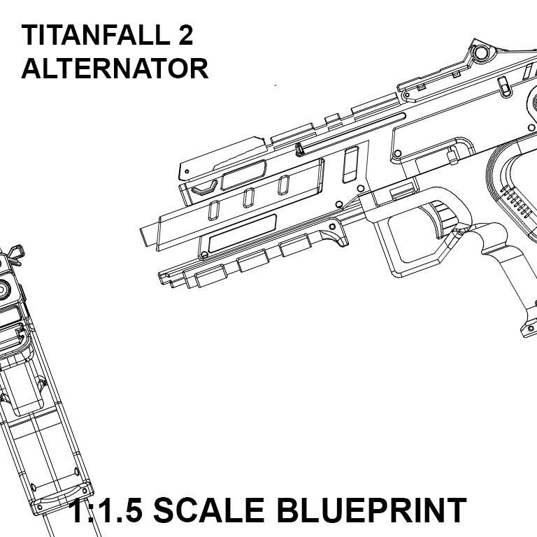Titanfall 2 alternator blueprint malvernweather Gallery
