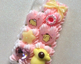 Purin puppy decoden case for iPhone X