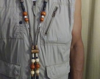 Fiji style necklace