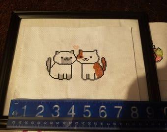 Lovely Neko Atsume Cats