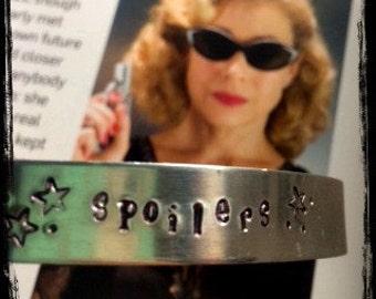 Spoilers: Doctor Who Bracelet