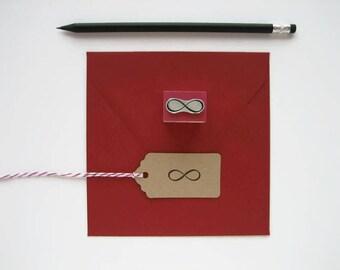 Infinite Stamp. Infinity Stamp. Infinite Love Stamp. Mathematics Stamp. Geometry Stamp. Philosophy Stamp. Astronomy Stamp. Moebius Band