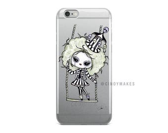 iPhone 6/6s, 6/6s Plus Case – Beetlejuice Trapeze Girl