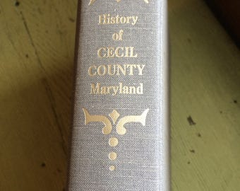 history of cecil county maryland-george johnston