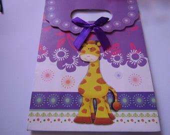 gift box, cardboard, 16cmx12.5cm