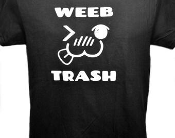 Weeb Trash Shirt