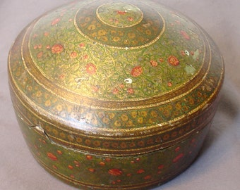 old Kashmiri box