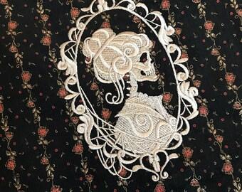 Til death do us part Lady silhouette