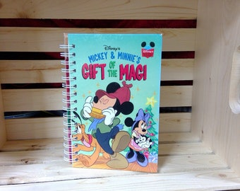 Disney's Mickey: The Gift of the Magi Notebook