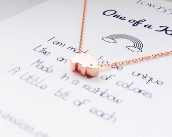 Rose gold Hedgehog Necklace, tiny hedgehog necklace, hedgehog necklace, animal necklace, dainty, inspirational jewelry