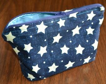 Starry Makeup Bag
