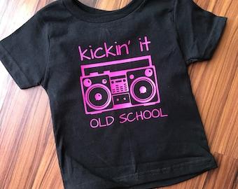 Kickin it old school