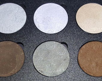 The Wizard Highlight and Contour Palette *Vegan*