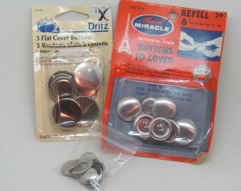 Buttons to Cover Bundle