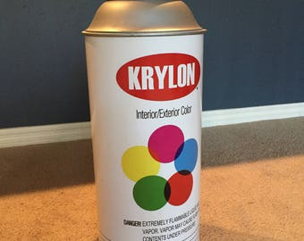 Custom Made Over-sized Spray Can