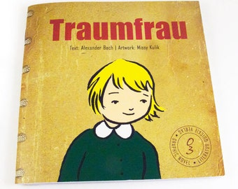 Tramfrau Comic Book
