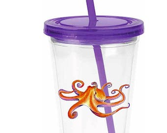Octopus Tumbler