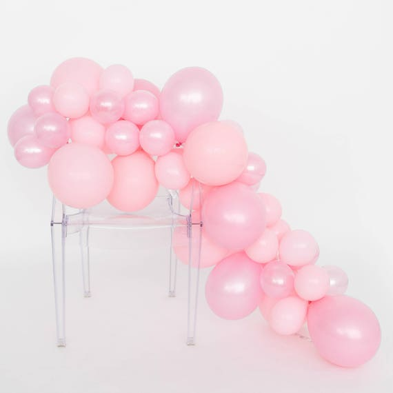 DIY Balloon Garland Kit - Monochromatic Balloon Garland by One Stylish Party