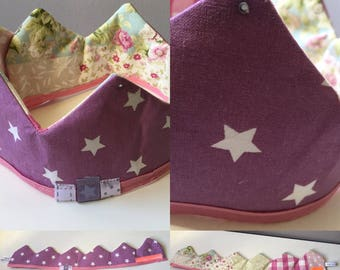 Crown for Princess fabric.