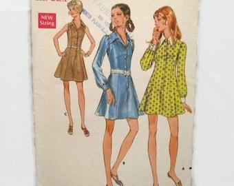 Butterick 5656 Misses One Piece Dress Size 10 UNCUT