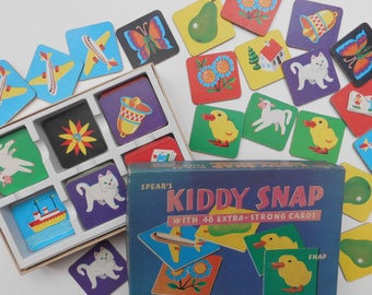 Vintage Kiddy Snap 1970