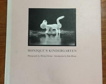 """Monique's kindergarten"""" Photo Book by Michael Kenna"""