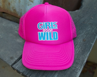 Vtg Girls Gone Wild Trucker Hat
