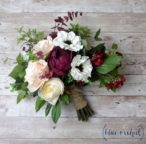Fall wedding bouquet wedding bouquet wedding flowers bridal like this item junglespirit Choice Image