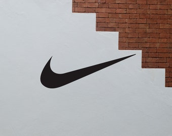 Nike swoosh decal etsy popular items for nike swoosh decal maxwellsz