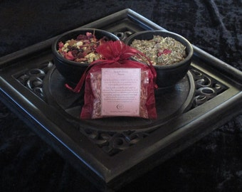 Ritual Herb & Flower Blends ~ 16 Variations
