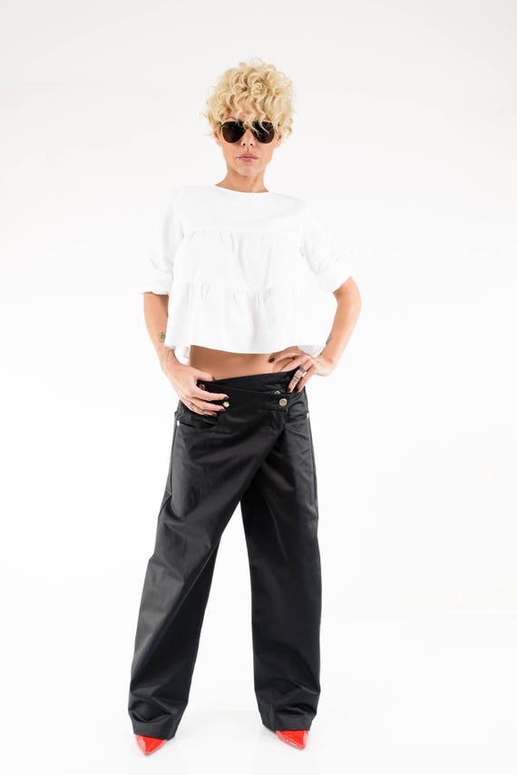 Baggy Plus Size Pants Boho Clothing Pants Pants Pants Hippie Pants Leg Palazzo Wide Harem Women Pants Pants Harem Zzqa1w