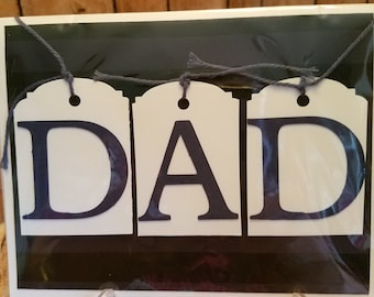Father's Day - Dad Tags