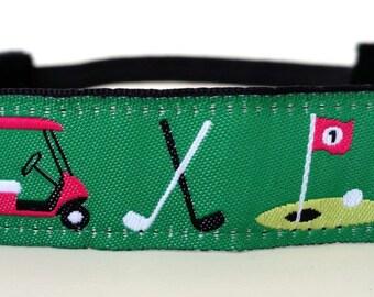 Golf Headband - Running Headband - Golf Hairband - Golfer Headband - No Slip Headband - Non Slip Headband - Golf Gifts for Women - Golf Gift