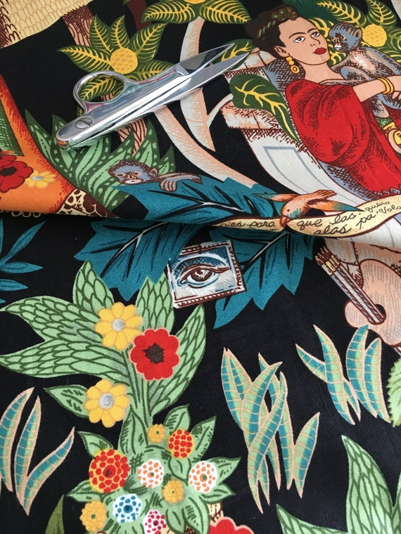 Grab Bag Oriental Frida's Garden Scraps  16 oz