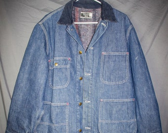 Vintage 80s Sears Work Jacket