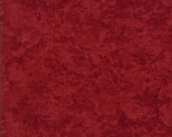 Moda - Once Upon A Memory - Winter Marble - Crimson - Fabric by the Yard 6538-145