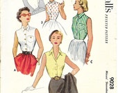 McCALL'S 9028 Size 12...